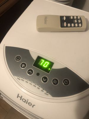 Haier Portable AC Air Conditioner 8000 BTU for Sale in Hawthorne, CA