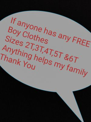Free boy clothes for Sale in San Diego, CA