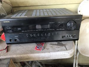 Onkyo stereo deck for Sale in Fresno, CA