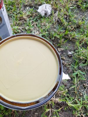 1 gallon gold paint for Sale in Houston, TX