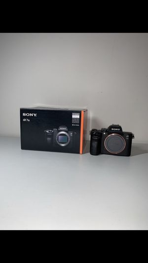 Sony A7 III Used GREAT CONDITION for Sale in Marietta, GA