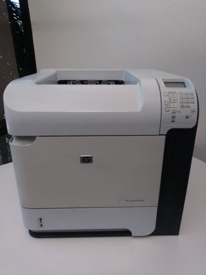 Laser Printer Hp LaserJet P4015n Printing speed up to 52 Pages Per Minute. for Sale in Phoenix, AZ
