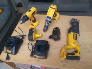 DeWalt 18 V drill set for Sale in Myrtle Beach, SC