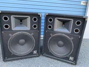 EV S-152 Pro Audio Speakers for Sale in Newtown, PA
