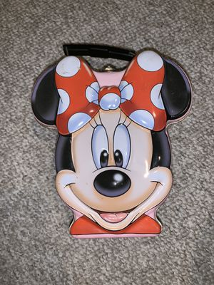 Disney Minnie Mouse lunchbox for Sale in Stoughton, MA