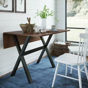 Nathan James Brown Folding Kitchen Table for Sale in Orlando, FL