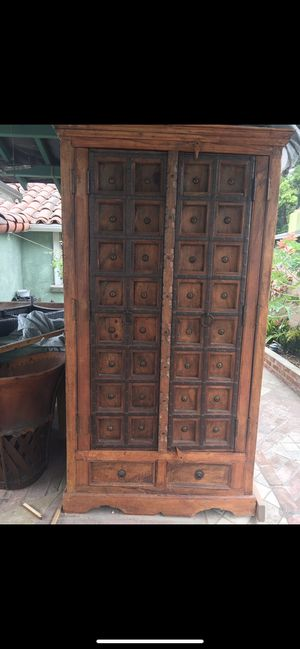 Antique Armoire for Sale in Glendale, CA