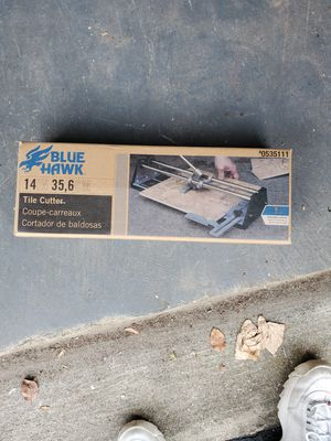 Tile cutter for Sale in Chesapeake, VA