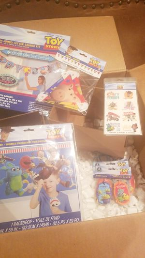 Toy story party for Sale in Fort Worth, TX