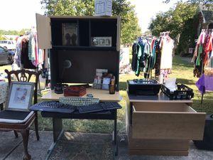 Bush office computer desk and filing cabinet for Sale in Murfreesboro, TN