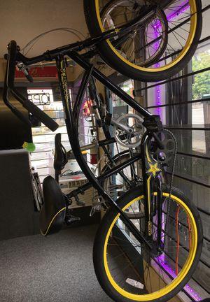 Felt Cruiser bike RockStar Energy special edition for Sale in Lynnwood, WA