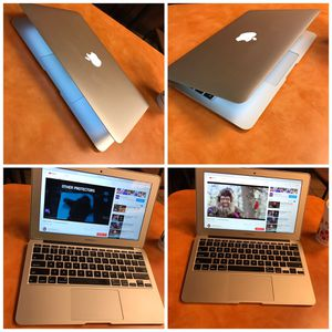 """8GB**500GB SSD** Intel Core i5 **Macbook Air 11"""" OS 2018 with Office, New Software, iCloud Unlocked, Ready for use. for Sale in Queens, NY"""
