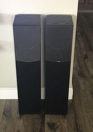 POLK AUDIO R300 tower speakers 🔊 for Sale in Yorba Linda, CA