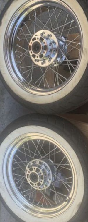 Indian motorcycle rims for Sale in Baldwin Park, CA