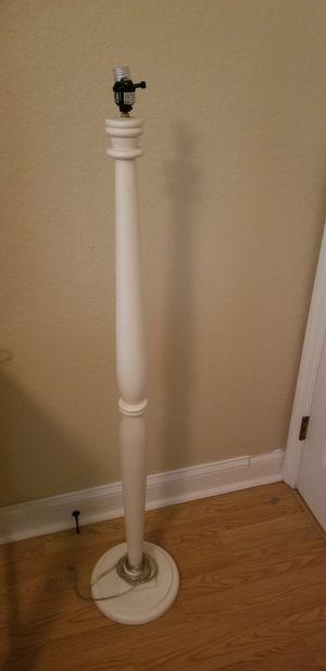 Pottery barn lamp base no lamp shade for Sale in Eagle Lake, FL