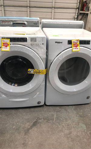Whirlpool washer/ dryer set YW9N for Sale in El Paso, TX