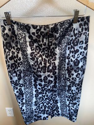 Leopard print skirt for Sale in Damascus, OR