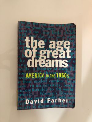 The Age Of Greats Dreams Book for Sale in Hesperia, CA