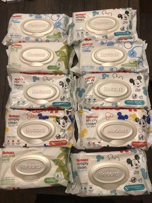 Huggies wipes for Sale in Newport News, VA