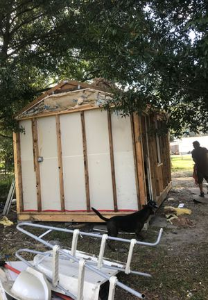 Shed Need Removed for Sale in Haines City, FL