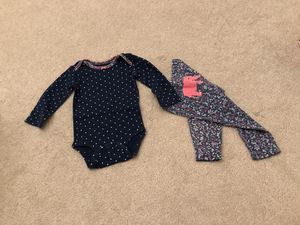 Baby girls clothes 12 months for Sale in Alexandria, VA
