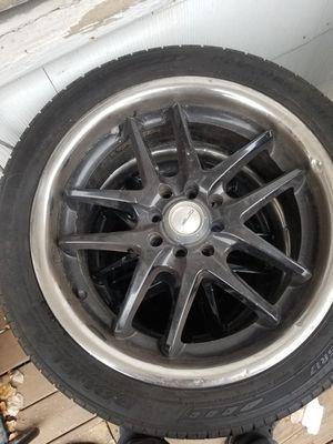 17 inch honda wheels for Sale in Cumberland, VA
