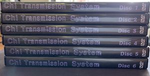 Chi Transmission System by Anthony Rushton 6 DVD Set, brand new for Sale in New York, NY