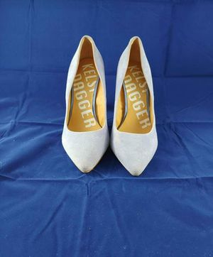 Suede Periwinkle Blue Pumps for Sale in Englewood, OH