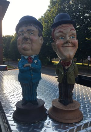 Laurel and hardy for Sale in Palatine, IL