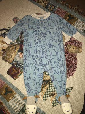 Carter moose onesie for Sale in Lomita, CA