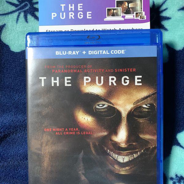 The Purge digital code