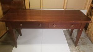Sofa table for Sale in Cleveland, OH
