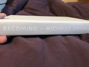 Great book about Michelle Obama. for Sale in Sterling Heights, MI