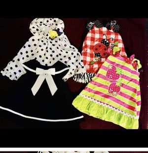 Baby clothes/Girls dresses 18-24 months for Sale in Philadelphia, PA