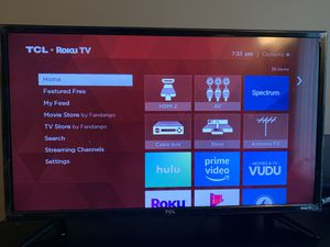 "TCL 32"" Roku TV for Sale in Florissant, MO"