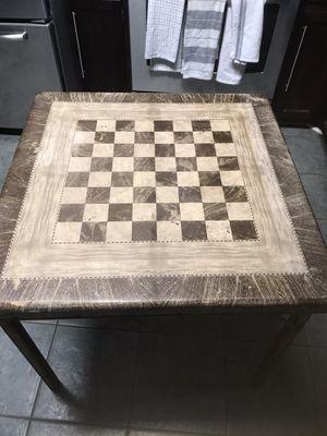 Vintage Shwayder bros inc Samson chess table for Sale in Alexandria, VA