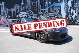 2017 Dodge Viper for Sale in Miami, FL