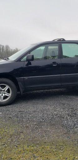 2001 Lexus Sport AWD for Sale in Vernonia,  OR