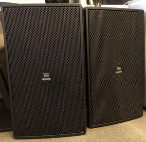 JBL Premium Indoor/Outdoor Speakers for Sale in Arlington, VA