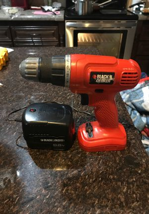 Black and Decker Drill for Sale in McAllen, TX