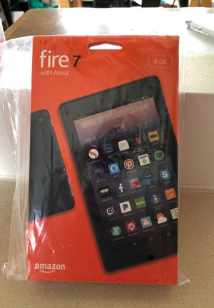 Amazon Fire 7 Tablet with Alexa for Sale in Philadelphia, PA
