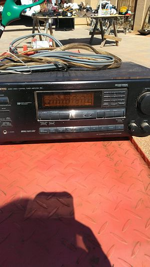 Onkyo digital receiver for Sale in Buckeye, AZ