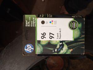 HP Printer Inks 96 97 for Sale in Phoenix, AZ