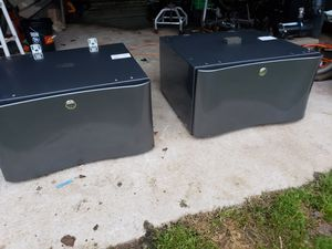 Washer and dryer Pedestals. ( Charcoal Gray ) for Sale in Greenville, SC