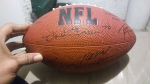 93' 95' Autographed Redskins Football for Sale in Washington, DC