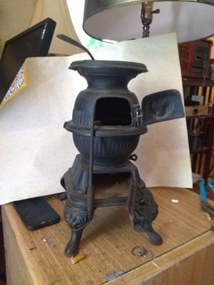 Cast iron woodstove for Sale in San Angelo, TX