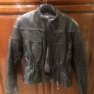 LEATHER RIDING JACKET & CHAPS for Sale in Fresno, CA