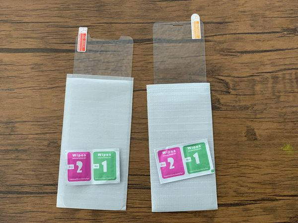 iPhone 6,7,8 and iPhone XR screen protectors