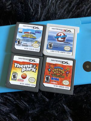 3 DS Games for Sale in Fairfield, CA