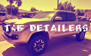 T&B Detailers for Sale in Peoria, AZ